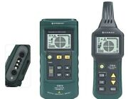 Cabac Cable Locator And Circuit Tracer Cabc6818 300v Adjustable Sensitivity