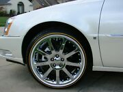 4 New 245 35r 20 Inch Vogue Tires Custom Built Mayonnaise And Mustard Low Profile