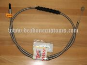 Big Dog Motorcycle, Mutt, 05 And Later, Rsd, Oem Clutch Cable
