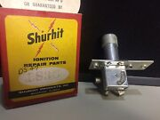 New Old Stock Vintage Dimmer Switch Ds38 4-terminals Shurhit Floor Switch