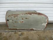 Porsche 356 Cabriolet Door Assembly Passenger Side Late Style Mid-1957-1965 Used