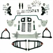 Mustang Ii 2 Ifs Front End Kit For 32-47 Studebaker Stage 2 Standard Spindle