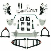 Mustang Ii 2 Ifs Front End Kit For 48 And Ealier Hudson Stage 2 Standard Spindle