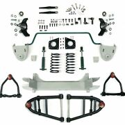 Mustang Ii 2 Ifs Front End Kit For 66-73 International Stage 2 Standard Spindle