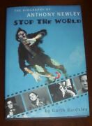 'stop The World' Biography Of Anthony Newley By Garth Bardsley Signed 1st.