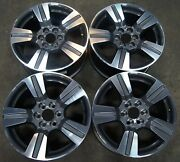 Chevy Colorado Gmc Canyon 18andrdquo Factory Oem Wheels Rims -used --- All 4