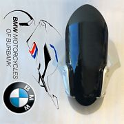 Used R Ninet Front Stock Wheel Cover, Rods And Bolts Genuine Bmw Motorcycle