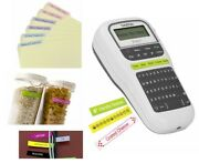 New Portable Label Maker Lightweight P-touch Brother Home Office School