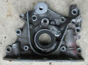 Toyota Corolla Gts Ae86 4age Front Main Seal Oil Pump Engine Housing Aisin Used