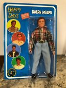 Rare Classic T.v. Toys Happy Days 8 Ralph Malph. Figure 2004 Unpunched Card