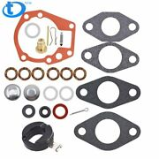 Carb Repair Kit With Float For 2hp/3hp/4hp Johnson Evinrude 398532 187043