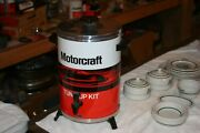Nos 1971 Ford Motorcraft Gt 40 Promotional Coffee Pot A Rare Find