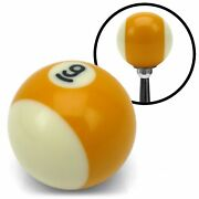 9 Ball Billiard Pool Custom Shift Knob