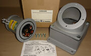 Appleton Aja20034200rs Inlet And Back Box 200a 3w 4p Ar20034rs Aja720 New