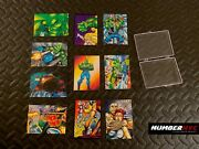 9 The Savage Dragon Collector Vintage Classic Trading Cards By Comic Images 1992