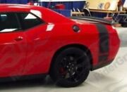Fits 2008 - Up Dodge Challenger Bumble Bee Gen2 Style Tail Stripes