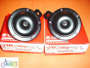 Yamaha Rd500lc Rd350lc Rd250lc Horn Set L And R Nos 4l0-83371-30 And 4l0-83371-40
