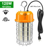 Etl 100w 125w Led Temporary Lights Outdoor Construction Lights For Building Site