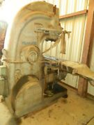 Milwaukee Model H Milling Machine. Great Freight Rates Was Operating Not Needed