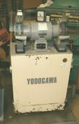 Yodogawa Fg-205t Double Head Electric Grinder With Dust Collector