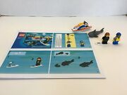 Lego City 60011 Surfer Rescue -- Adult Owned Complete
