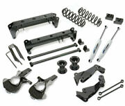 Pro Comp 6 Inch Lift Kit With Es9000 Shocks For 07-14 Avalanche K1141b