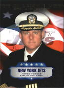 2008 Topps Armed Forces Fans Of The Game Choose From