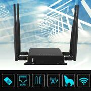 Wifi Router 4g/3g Modem With Sim Card Slot 128m Gsm Lte Router Wireless Repeater