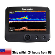 Raymarine Dragonfly 7 Factory-new Replacement Display Unit Us Charts Sonar Gps
