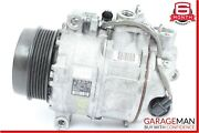 07-11 Mercedes W216 Cl550 S550 A/c Ac Conditioning Compressor 0022306711 Oem