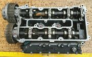 0650 Yamaha Starboard Cylinder Head Assembly 6p2-11110-11-9s 6p2-11110-10-9s
