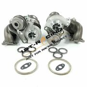 Billet 6+6 Td04 17t Twin Turbos For 07-10 Bmw 335i 335xi 3.0l N54 Turbo Chargers