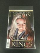 Dynamite Comics Game Of Thrones A Clash Of Kings 15a 2018 Case Fresh Vf/nm
