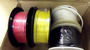 100 Ft 10 Gauge,red Automotive Primary Wire Roll Quality Usa Made,read Below