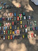 Huge Lot Of Vintage And New Hot Wheels Cars From 70s-90s