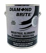 Diamond Brite Aluminum Paint Covers Almost Any Surface The Decorator 128oz