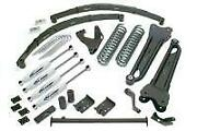 Pro Comp 6 Stage Ii Lift Kit With Pro Runner Shocks For 05-07 F-350 K4040bp