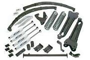 Pro Comp 6 Stage Ii Lift Kit With Pro Runner Shocks For 05-07 F-350 K4041bp