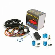 8 Fuse Basic Wire Panel System With Switch Kit - Keep It Clean Project 351