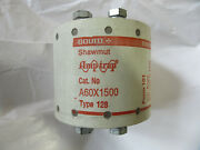 Gould Shawmut Amptrap A60x1500 Fuse 1500a 600v Type 128 New With Hardware