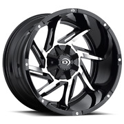 20x12 Vision Prowler 35 Mt Wheel And Tire Package 5x5.5 Dodge Ram 1500