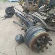 2007 Volvo Vnl Axle Assembly Differential Beam Front