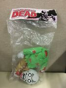 The Walking Dead Plush - Zombie Walker With Removable Head - Sealed In Bag
