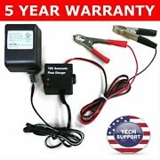 1999 - 2003 Bmw 540 740 Z8 E39 E38 E52 Automatic Trickle Battery Float Charger