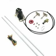 Wiper Kit W Wiring Harness Windshield 12v For Early Fits Chrysler High Amp 5 Foo