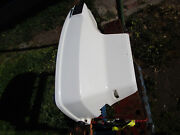 Evinrude Johnson Outboard Engine Cover Starboard White 1991-2001 90hp To 175hp