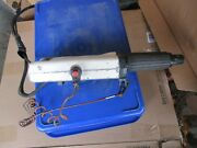 Evinrude Johnson Outboard Tiller Steering Handle And Cable Stop Switch 6hp 8hp