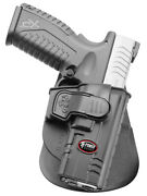 Fobus Holster Xdch For Springfield Xd Full Size 9mm And Xdm Full Size And Compact 9m