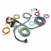 15 Fuse Wiring Harness 30 1930 Model A Coupe - Business Standard Deluxe