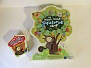 Set Of 2 - The Sneaky Snacky Squirrel - Board Game And Card Game